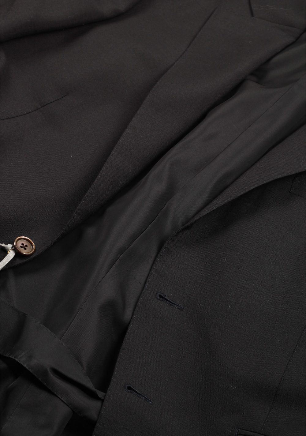 TOM FORD O'Connor Black Suit Size 50C/ 40S U.S. In Mohair Cashmere | Costume Limité
