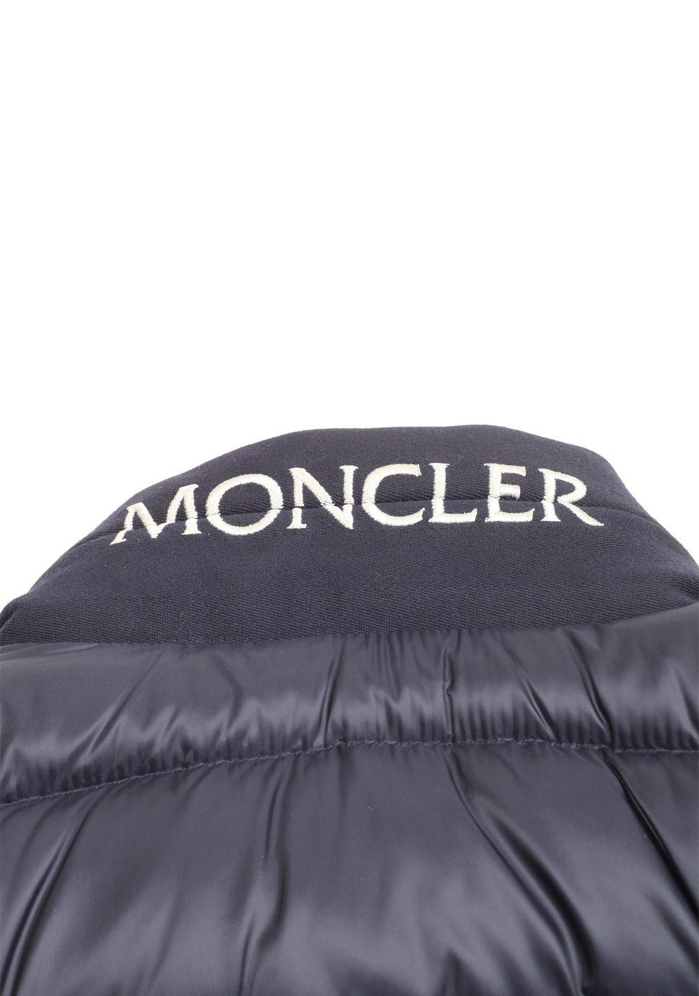 Moncler Blue Rodez Doudoune Jacket Coat Size 1 / S / 46 / 36 U.S. | Costume Limité