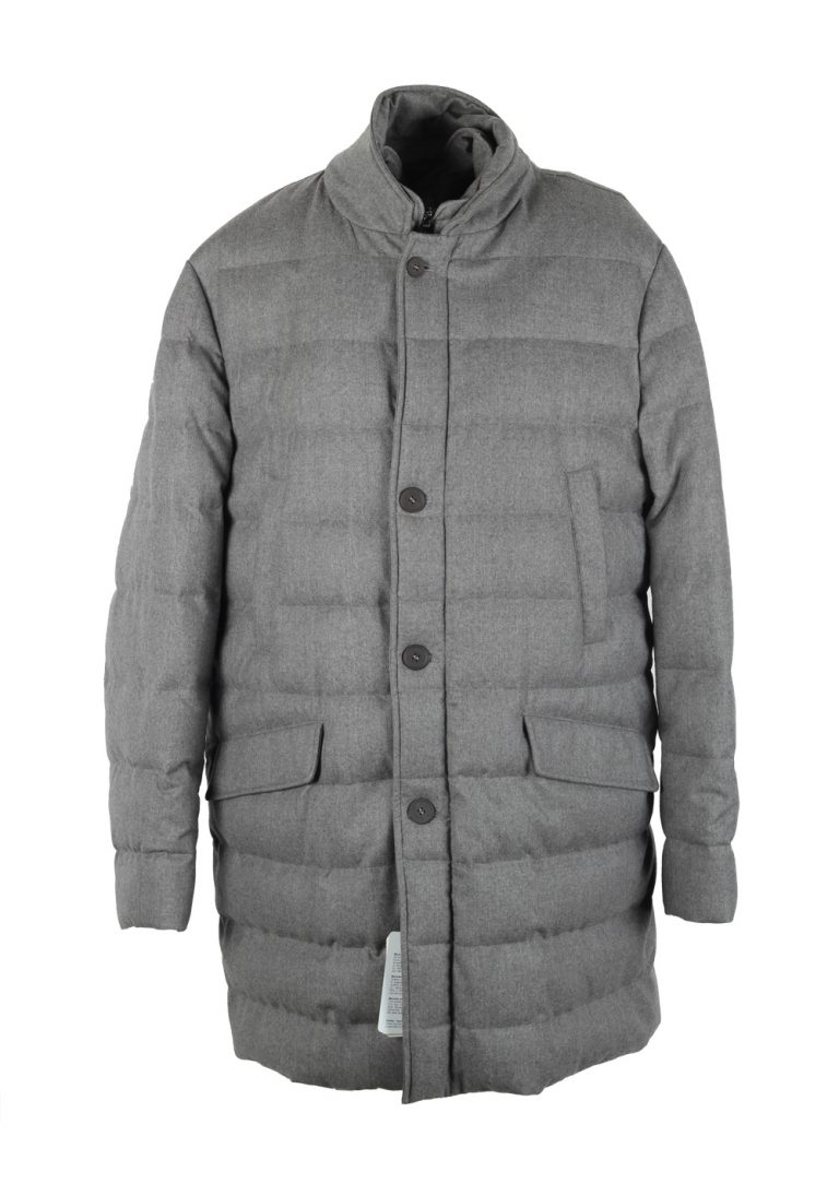 Moncler Gray Keid Saison Jacket Coat Size 6 / XXL / 56 / 46R U.S. - thumbnail | Costume Limité