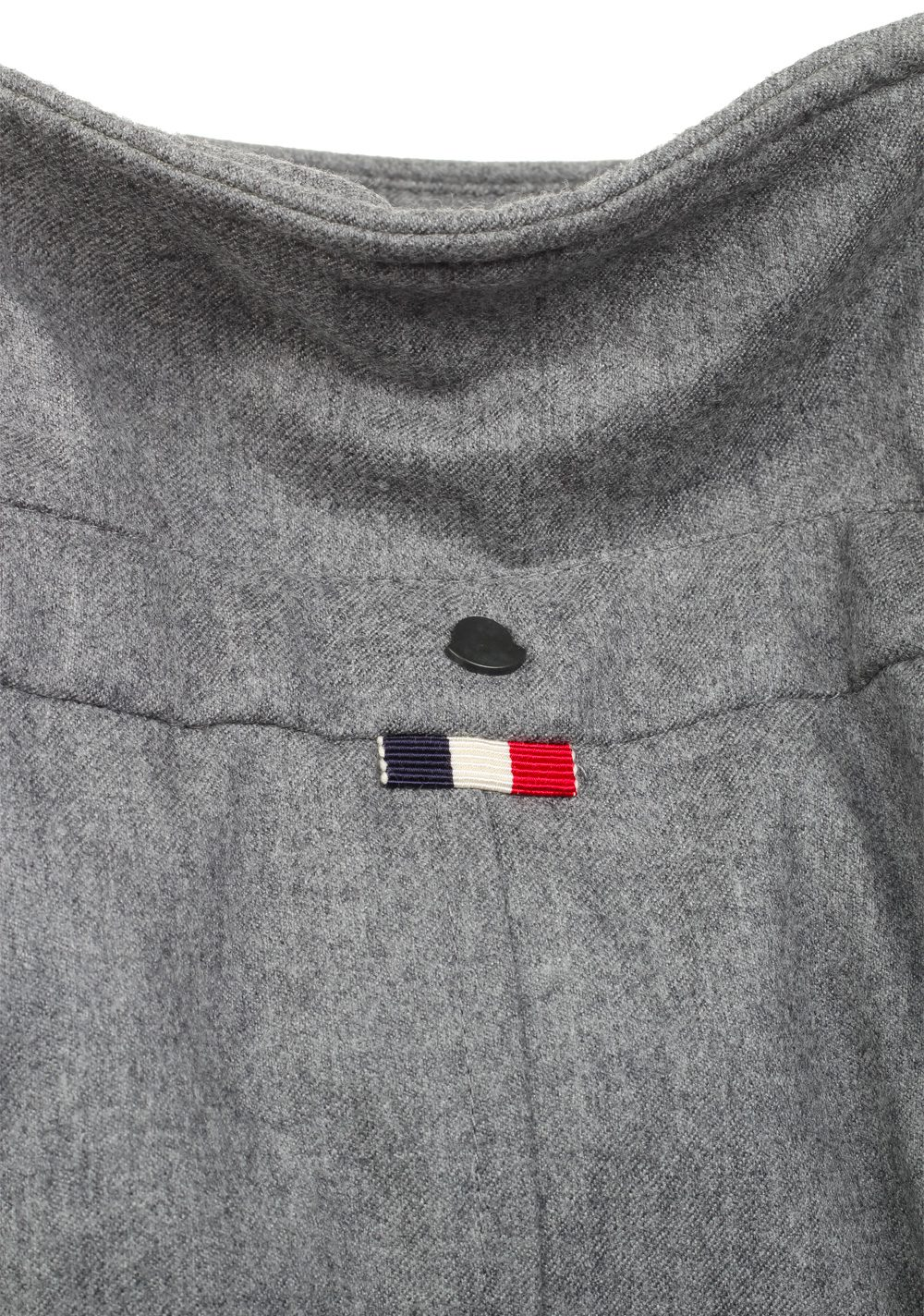 Moncler Gray Keid Saison Jacket Coat Size 6 / XXL / 56 / 46R U.S.   Costume Limité