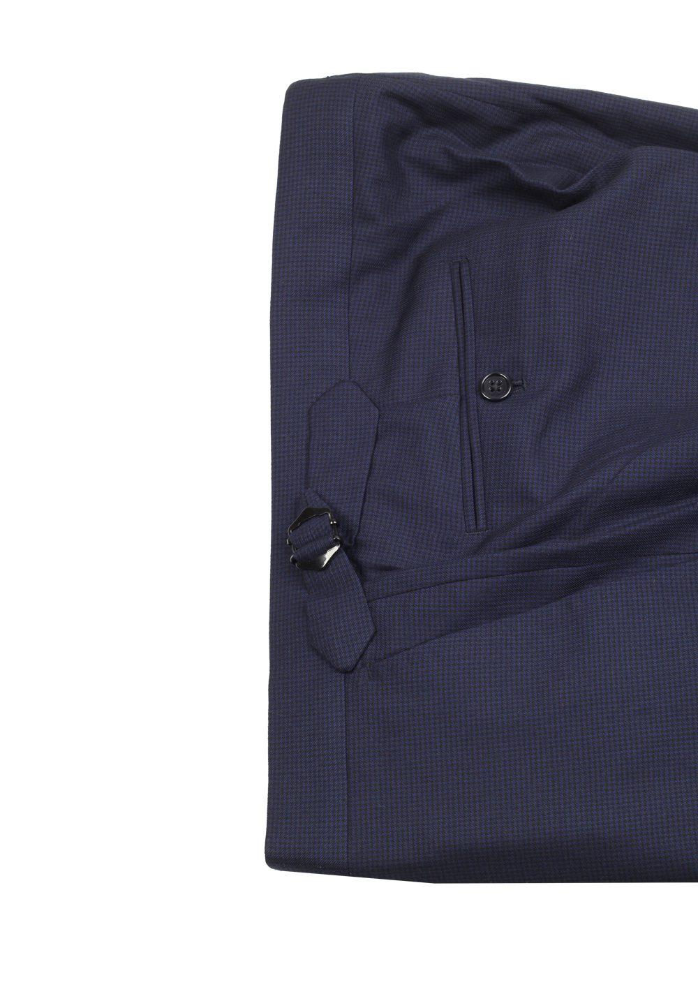 Ralph Lauren Purple Label Blue Suit Size 54 / 44 U.S. In Wool Cashmere | Costume Limité