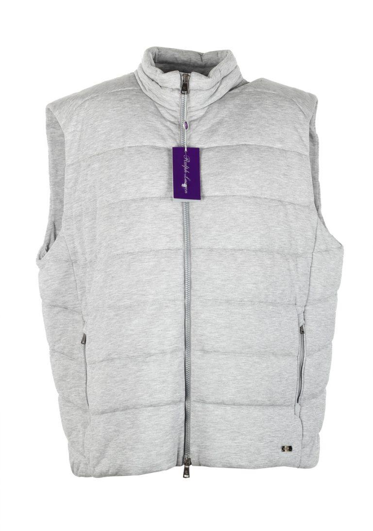Ralph Lauren Purple Label Gray Gilet Vest Size XXL / 58 / 48 U.S. - thumbnail | Costume Limité