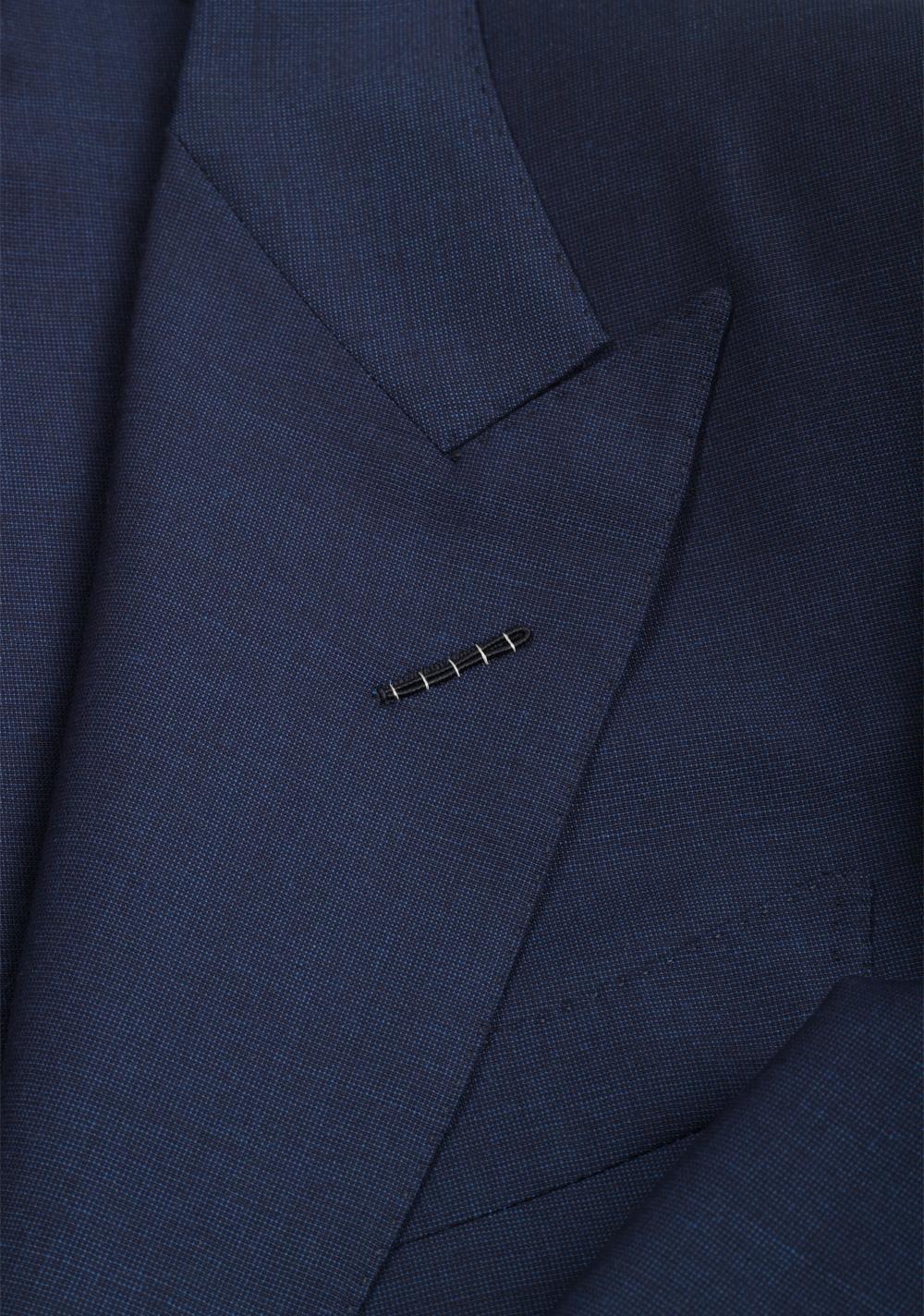 TOM FORD Windsor Blue 3 Piece Suit Size 48 / 38R U.S. Wool Fit A | Costume Limité