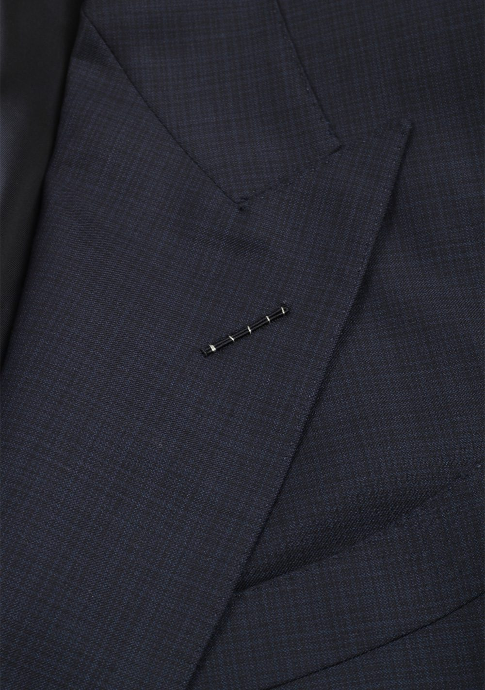 TOM FORD Windsor Blue Suit Size 52 / 42R U.S. In Wool Fit A | Costume Limité