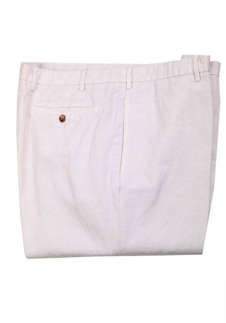 Loro Piana Pink Trousers Size 58 / 42 U.S. - thumbnail | Costume Limité