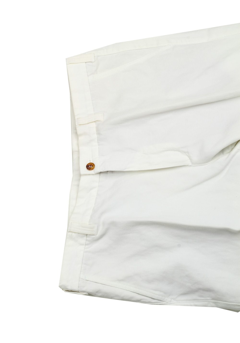 Loro Piana White Trousers Size 50 / 34 U.S. | Costume Limité