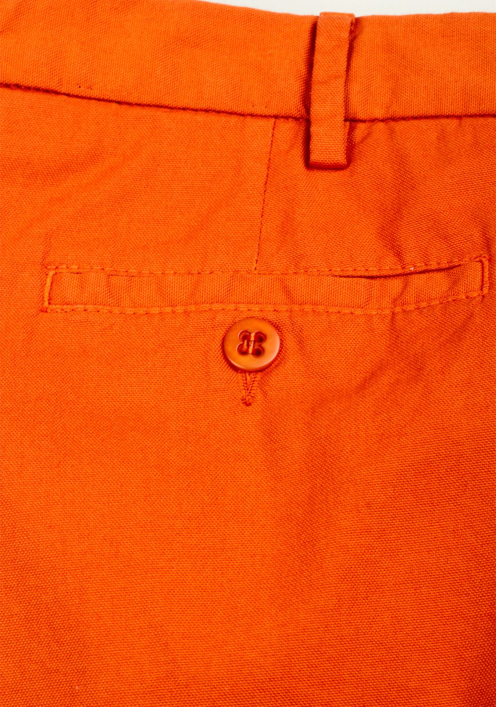 Caruso Orange Trousers Size 54 / 38 U.S. | Costume Limité
