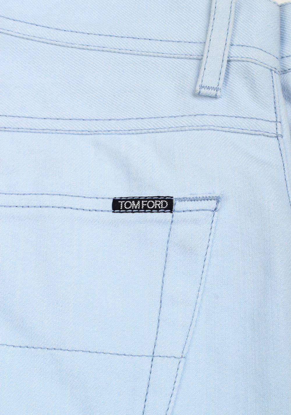 TOM FORD TF004 Light Blue Jeans Size 48 / 32 U.S. | Costume Limité