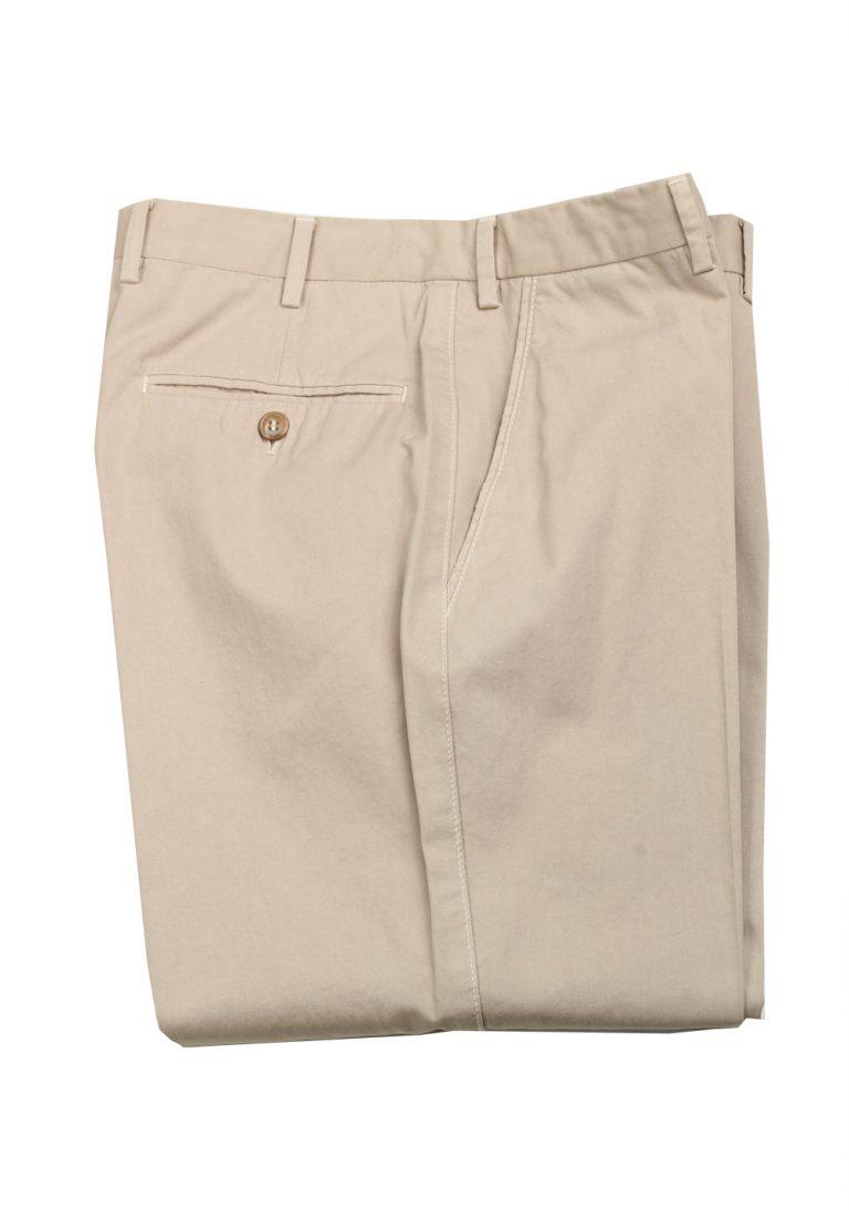 Brioni Beige Trousers Size 46 / 30 U.S. - thumbnail | Costume Limité