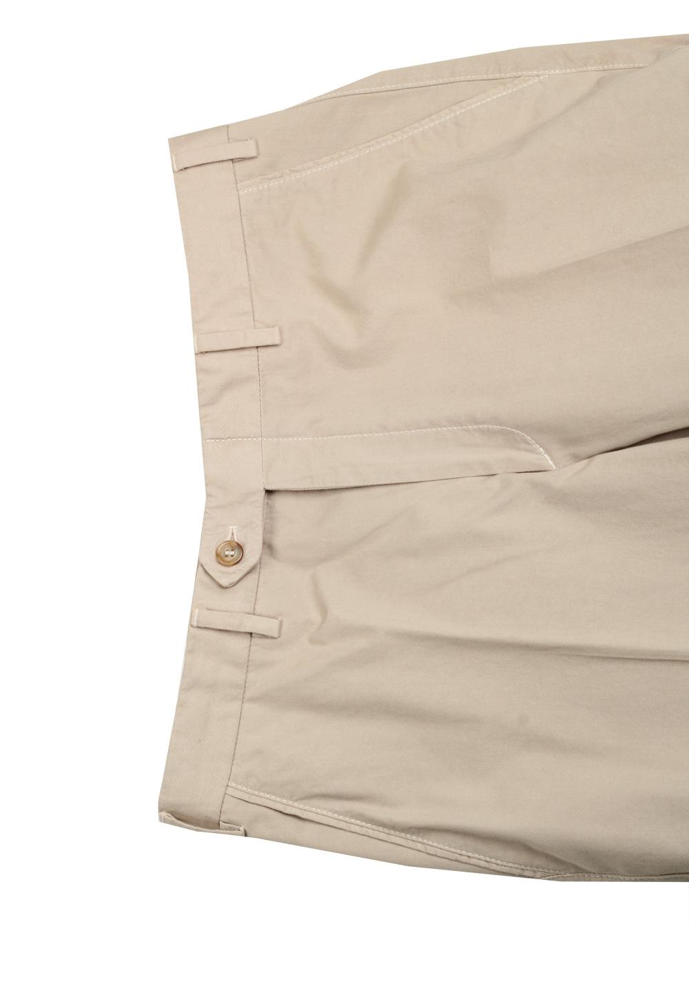 Brioni Beige Trousers Size 46 / 30 U.S.   Costume Limité