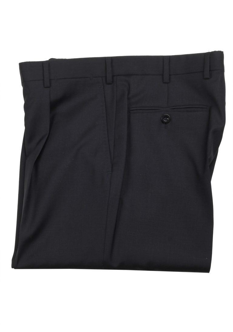 Brioni Black Trousers Size 48 / 32 U.S. - thumbnail | Costume Limité
