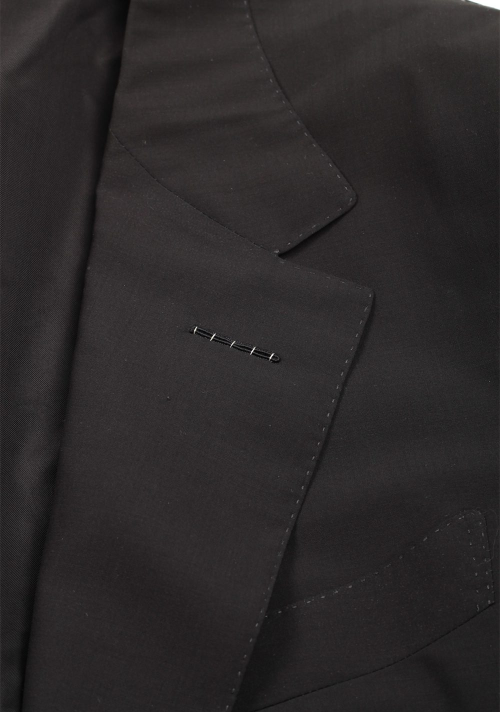 TOM FORD Shelton Black Suit Size 48 / 38R U.S. In Wool Blend | Costume Limité