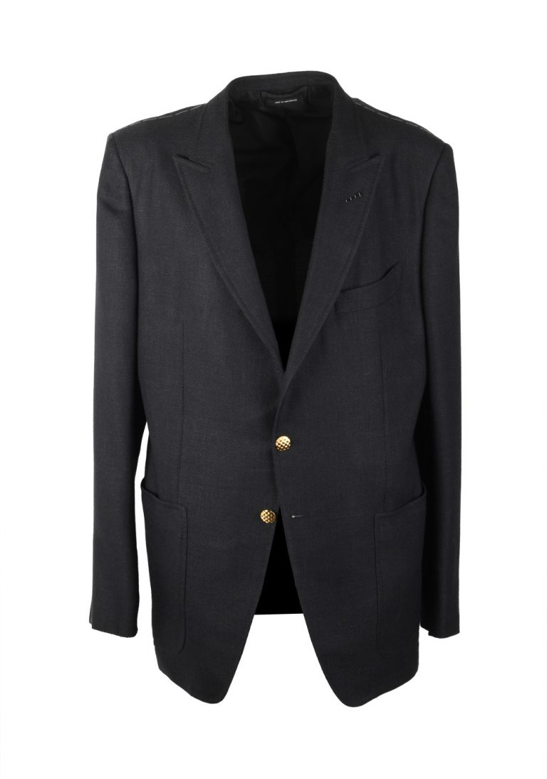 TOM FORD O'Connor Black Sport Coat Fit Y - thumbnail | Costume Limité
