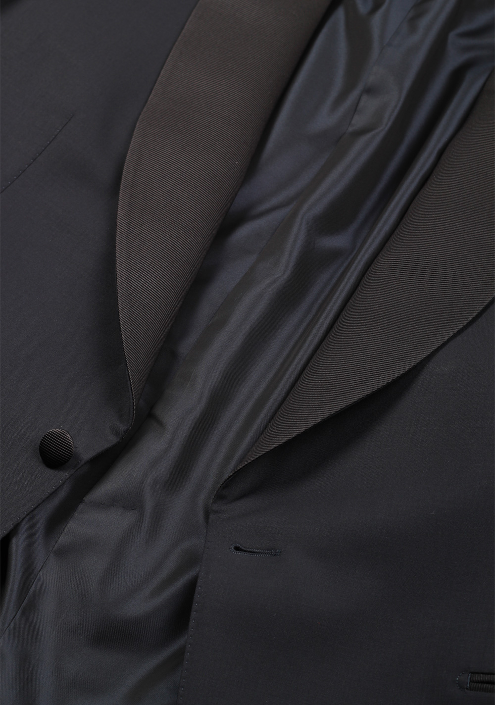 TOM FORD Windsor Midnight Blue Tuxedo Suit Size 56 / 46R U.S. Shawl Collar Fit A | Costume Limité