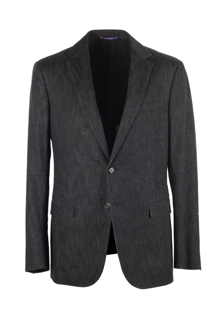Ralph Lauren Purple Label Charcoal Sport Coat - thumbnail | Costume Limité