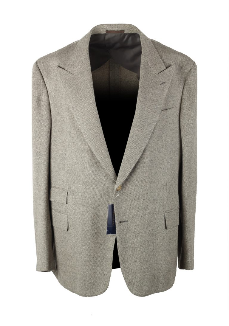 Ralph Lauren Purple Label Gray Sport Coat - thumbnail | Costume Limité