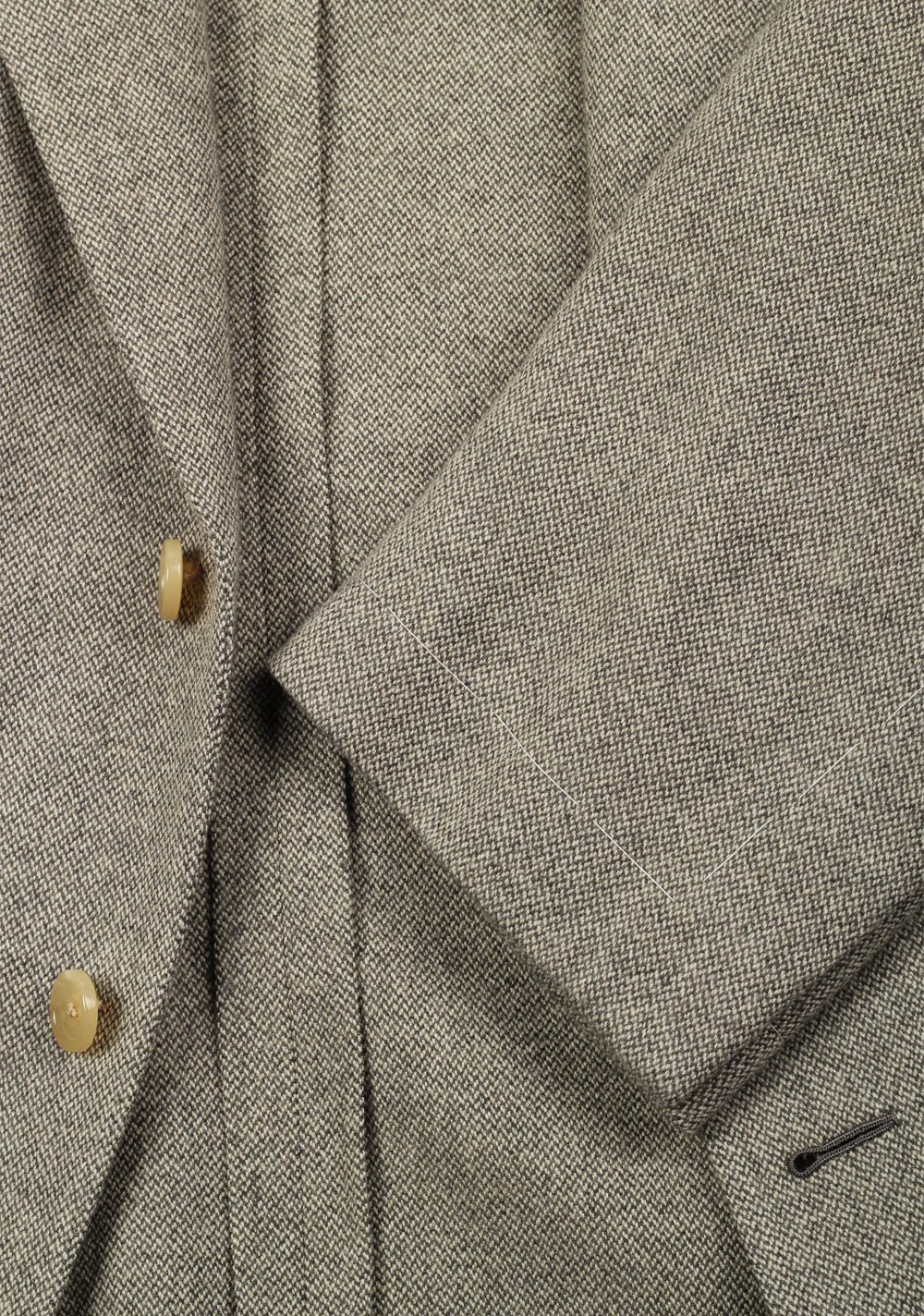 Ralph Lauren Purple Label Gray Sport Coat | Costume Limité