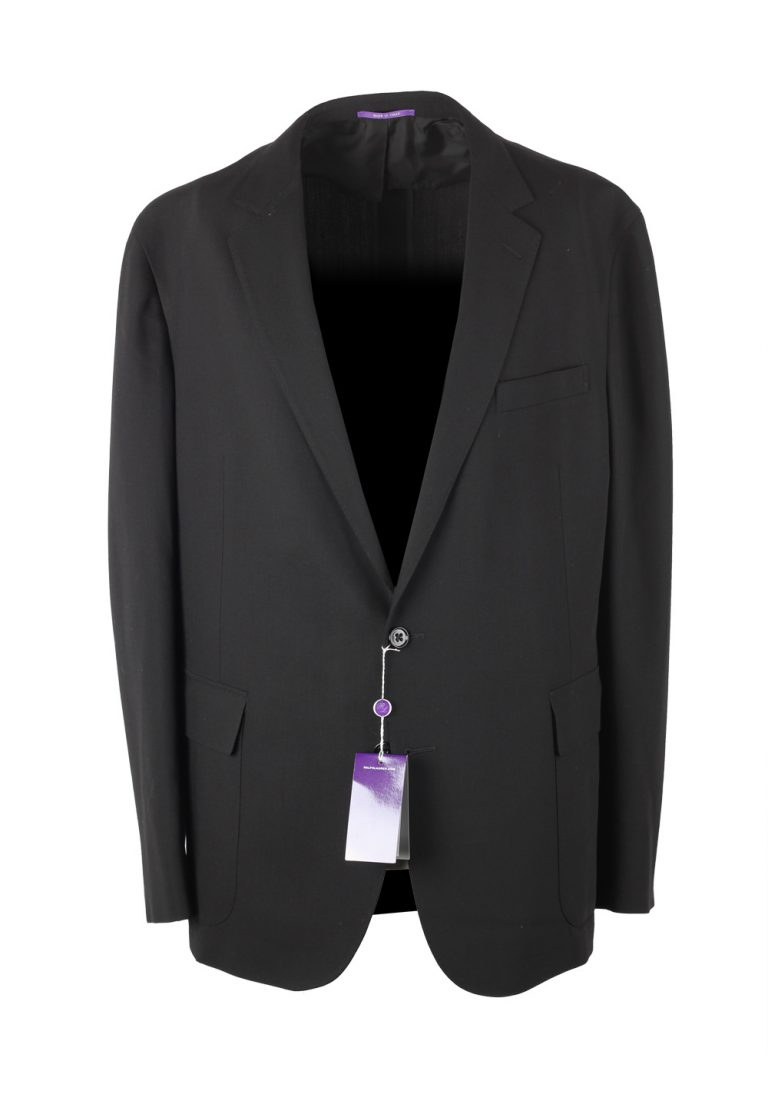Ralph Lauren Purple Label Black Sport Coat - thumbnail | Costume Limité