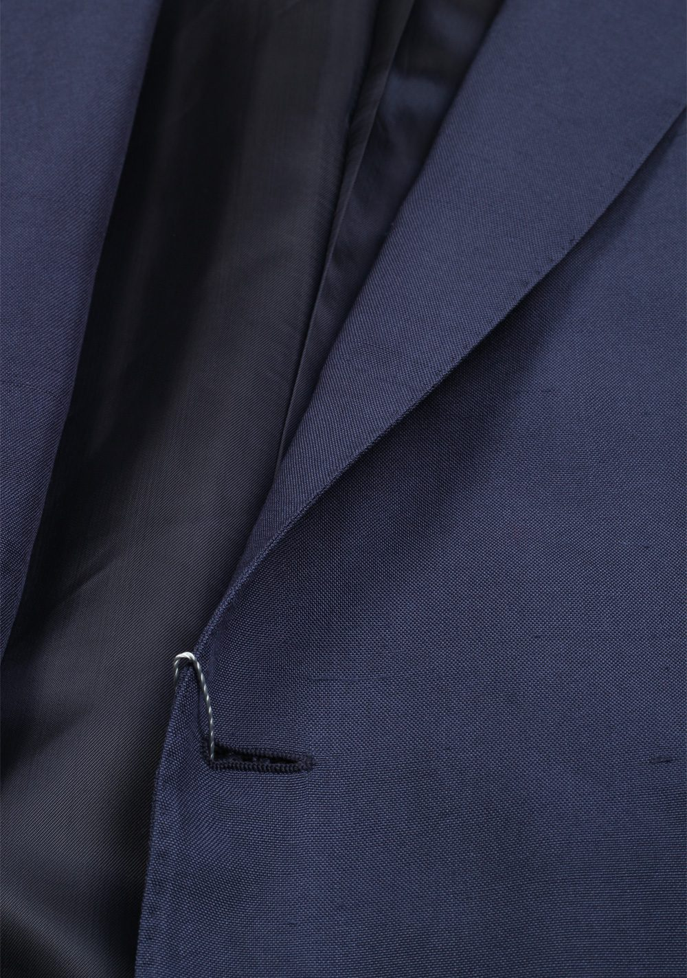 Ralph Lauren Purple Label Blue Sport Coat In Silk | Costume Limité