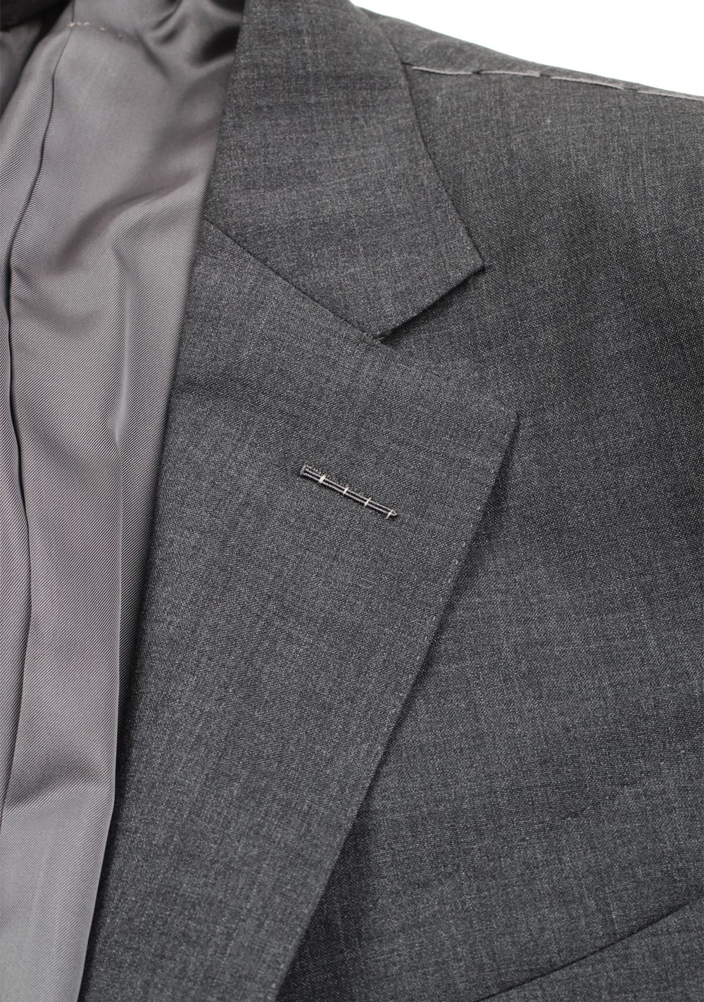 TOM FORD O'Connor Gray Suit Size 46 / 36R U.S. | Costume Limité