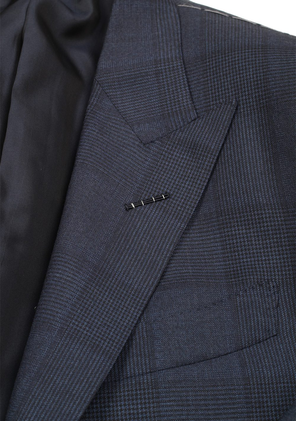 TOM FORD O'Connor Blue Suit Size 46C / 36S U.S. | Costume Limité
