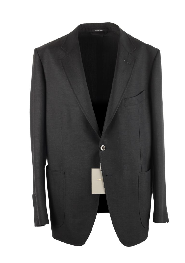 TOM FORD O'Connor Black Sport Coat Size 54 / 44R U.S. - thumbnail | Costume Limité