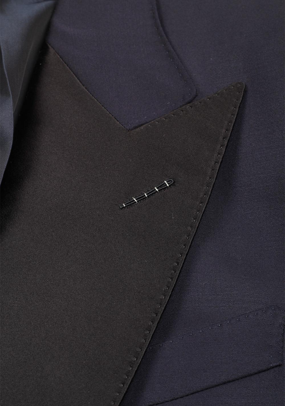 TOM FORD Atticus Midnight Blue Tuxedo Smoking Suit Size 52 / 42R U.S. | Costume Limité