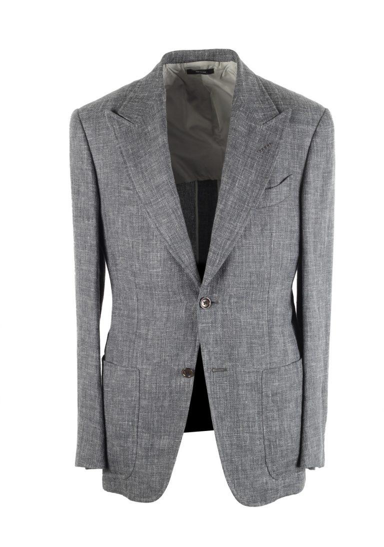 TOM FORD Shelton Gray Sport Coat Size 46 / 36R - thumbnail | Costume Limité
