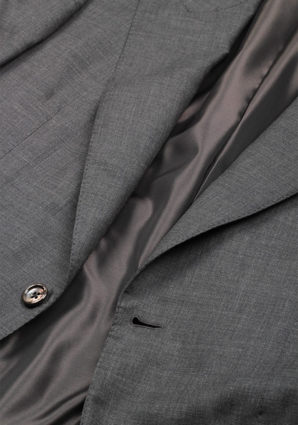 TOM FORD Shelton Gray Sport Coat Size 46 / 36R In Cashmere | Costume Limité