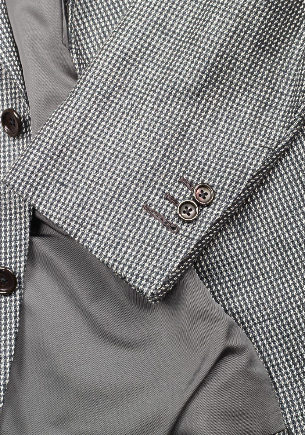 TOM FORD Falconer Gray Sport Coat Size 48 / 38R U.S.  Fit F | Costume Limité