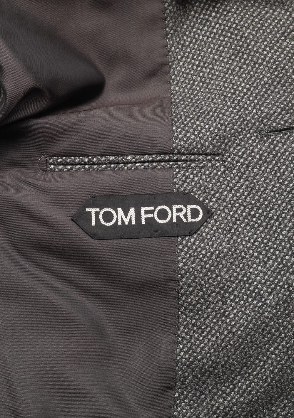 TOM FORD O'Connor Gray Sport Coat Size 48 / 38R U.S. Fit Y | Costume Limité
