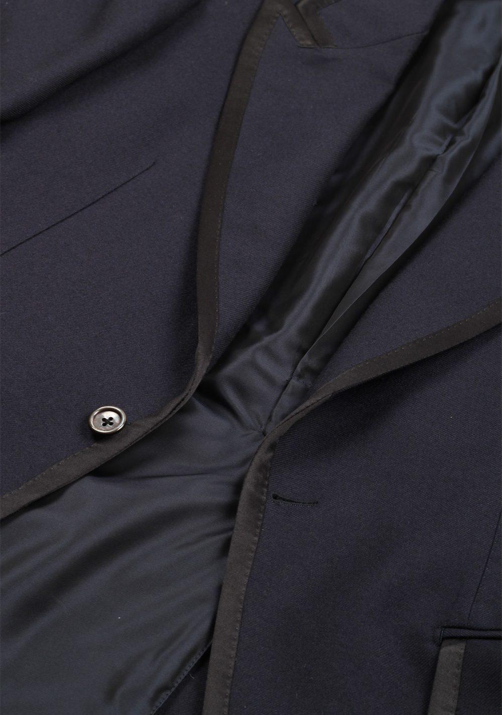 TOM FORD Shelton Blue Tuxedo Dinner Jacket Size 46 / 36R U.S. | Costume Limité