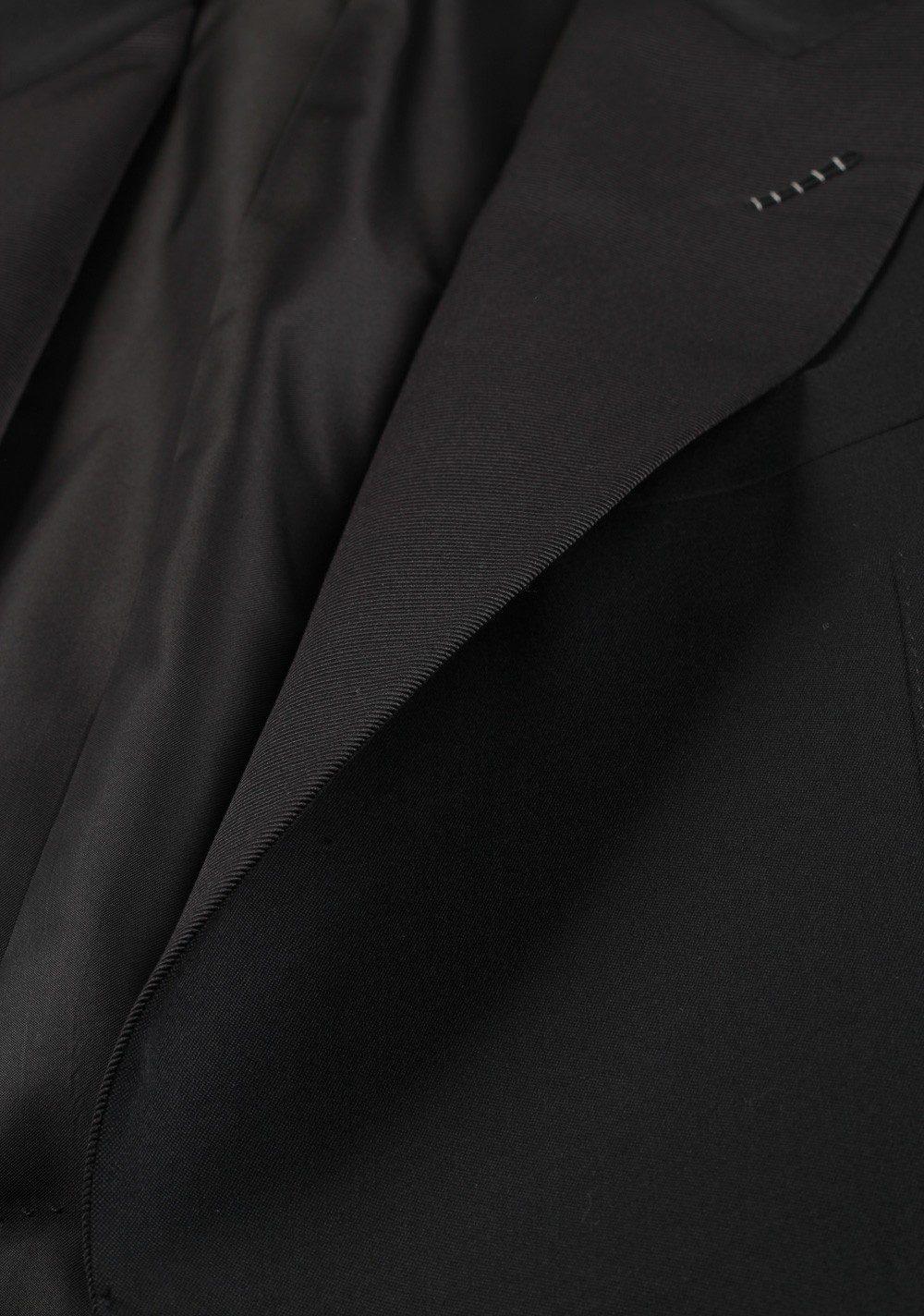 TOM FORD Windsor Black Tuxedo Dinner Jacket Size 50C / 40S U.S. Fit A | Costume Limité