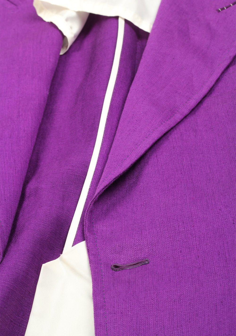 TOM FORD Spencer Purple Sport Coat Size 50 / 40R U.S. | Costume Limité