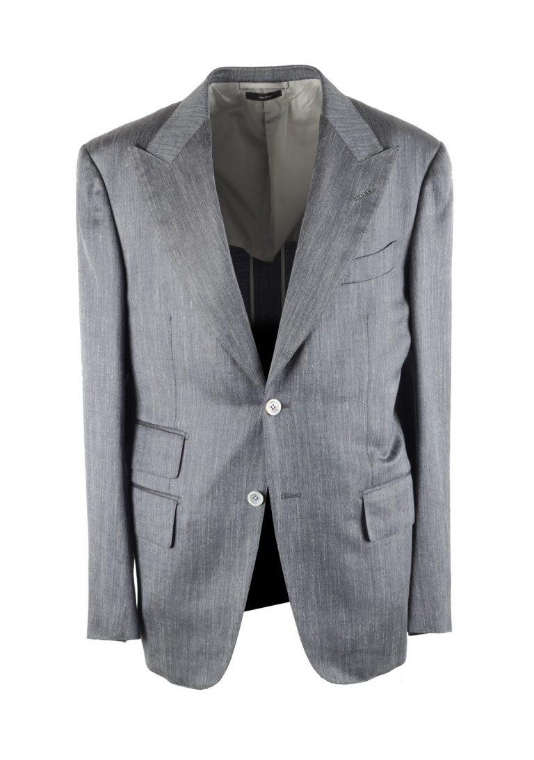 TOM FORD Spencer Gray Sport Coat Size 50 / 40R U.S. - thumbnail | Costume Limité