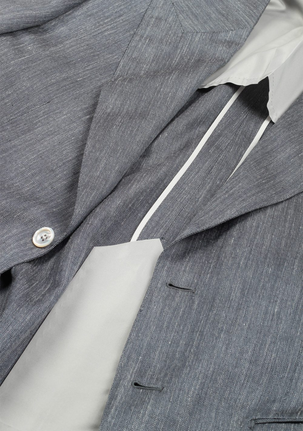 TOM FORD Spencer Gray Sport Coat Size 50 / 40R U.S. | Costume Limité