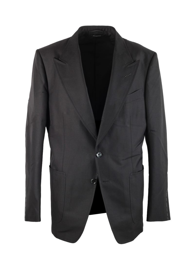 TOM FORD Shelton Black Sport Coat Size 52 / 42R U.S. - thumbnail | Costume Limité