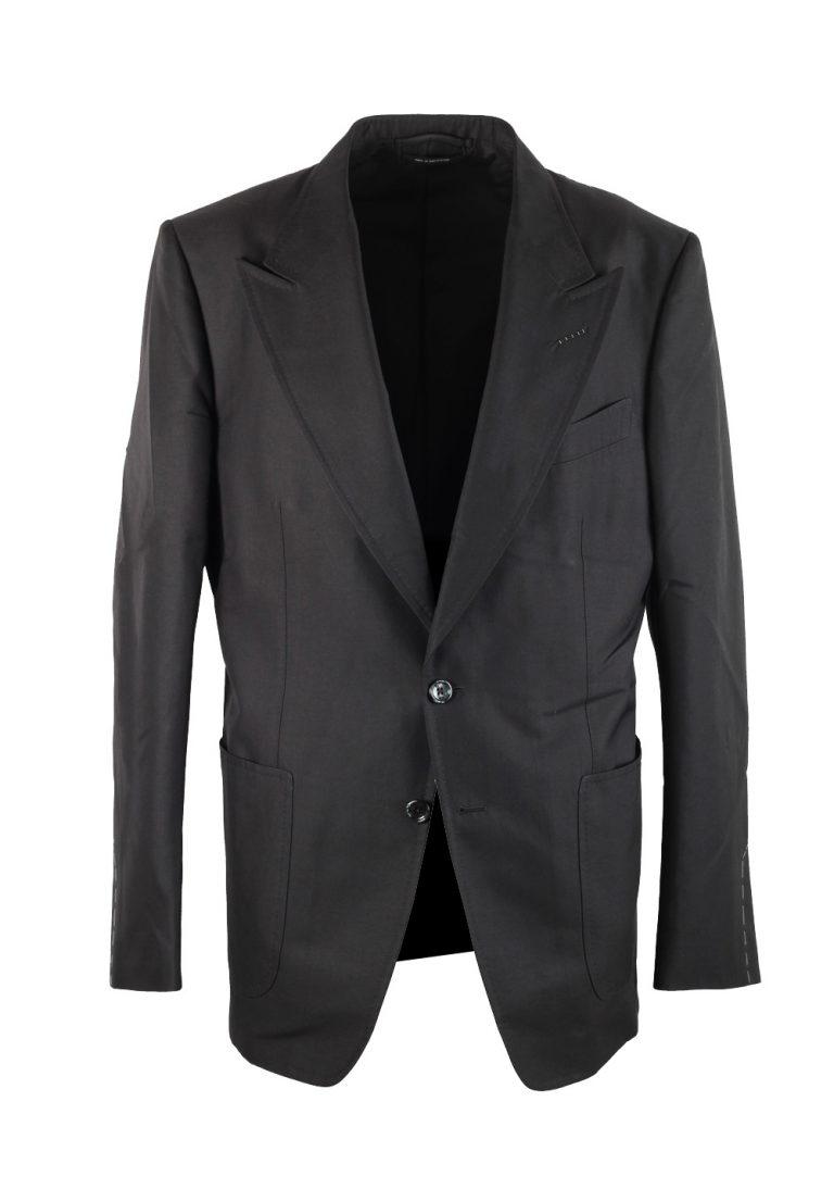 TOM FORD Shelton Black Sport Coat Size 52 / 42R U.S. - thumbnail | Costume Limité