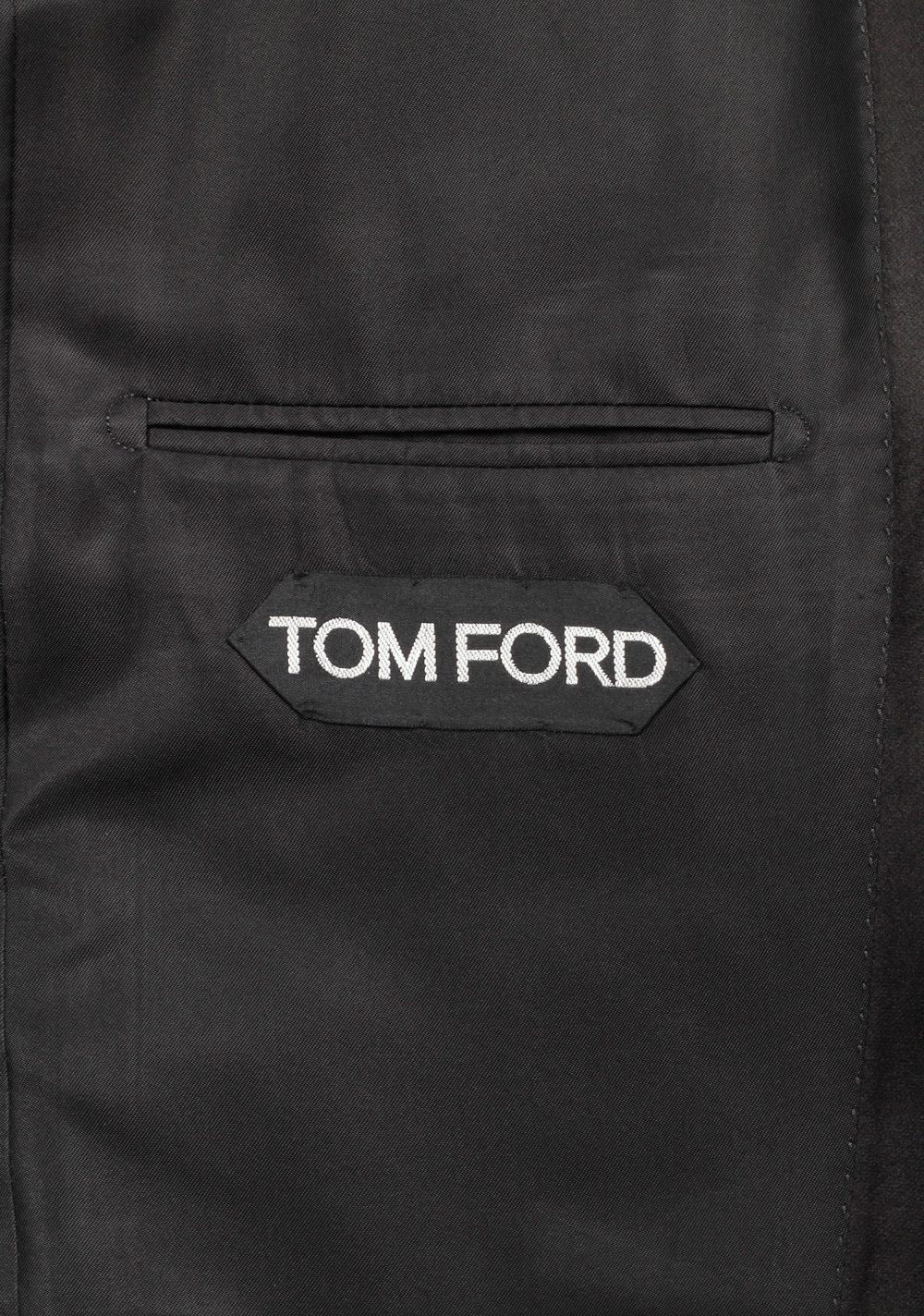 TOM FORD O'Connor Black Tuxedo Suit Size 50 / 40R U.S.  Fit Y | Costume Limité