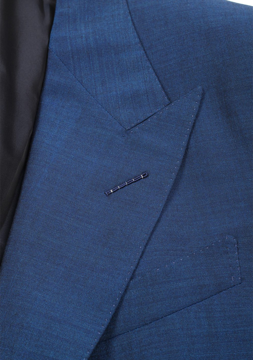 TOM FORD Windsor Solid Blue Suit | Costume Limité