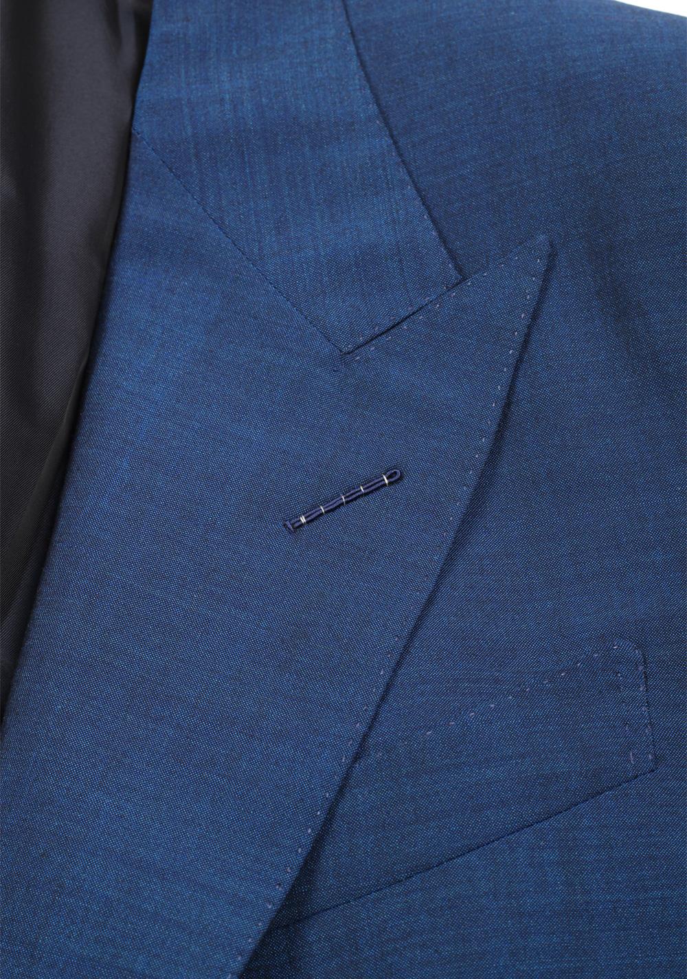 TOM FORD Windsor Solid Blue Suit | Costume Limité