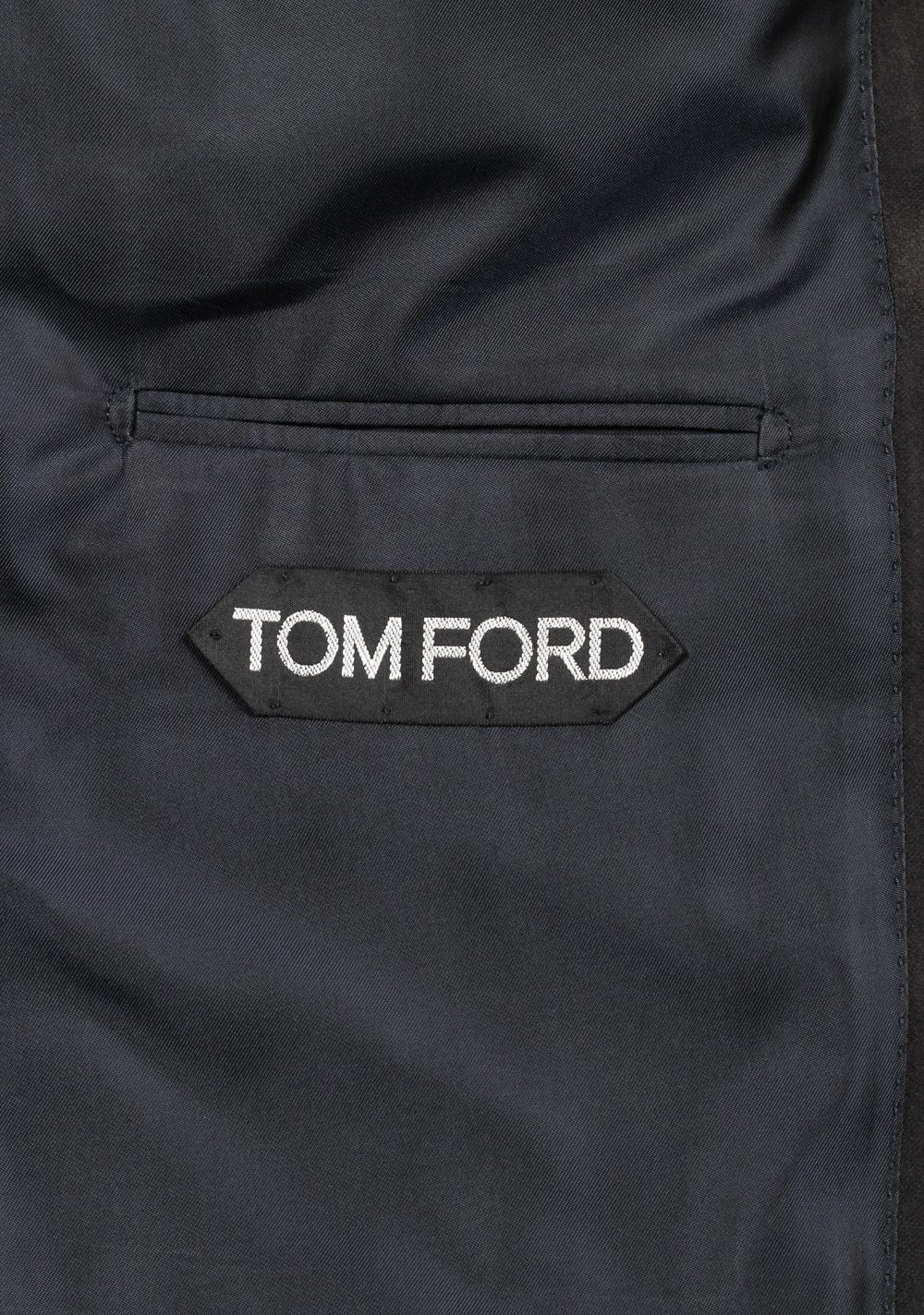 TOM FORD O'Connor Blue Shawl Collar Tuxedo Suit Fit Y | Costume Limité