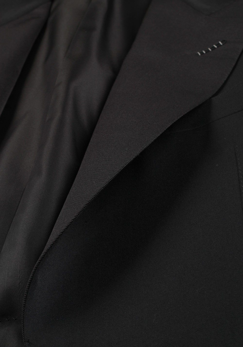 TOM FORD Windsor Black Tuxedo Smoking Suit Size 52 / 42R U.S. Fit A | Costume Limité