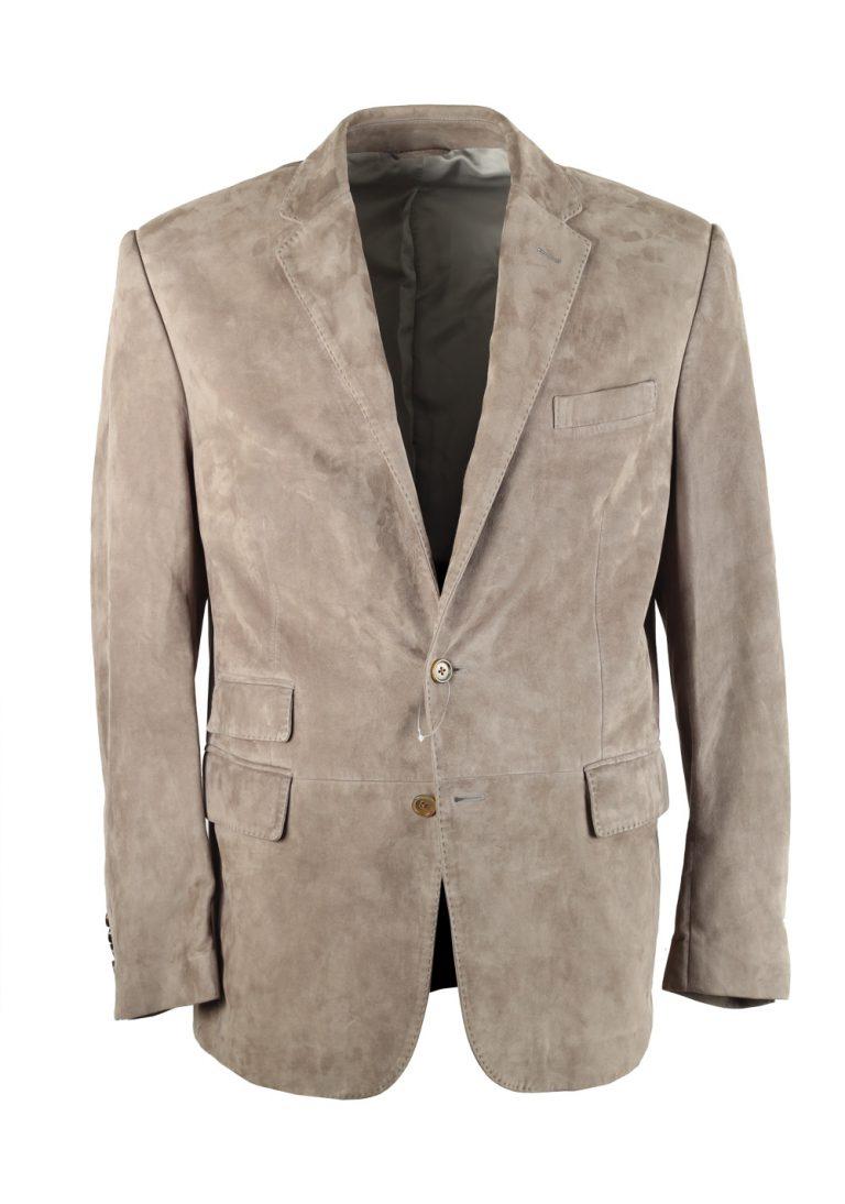 Ralph Lauren Purple Label Taupe Suede Sport Coat Size 52 / 42R U.S. - thumbnail | Costume Limité