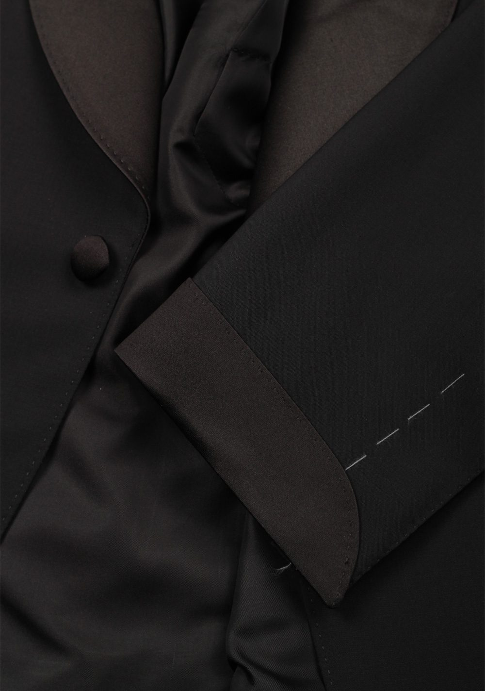 TOM FORD Shelton Black Tuxedo Suit Size 52 / 42R U.S. Shawl Collar | Costume Limité