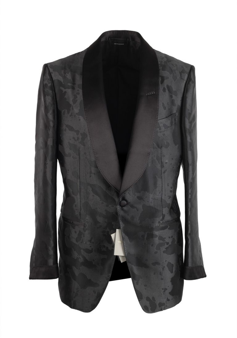 TOM FORD Atticus Black Tuxedo Cocktail Dinner Jacket - thumbnail | Costume Limité