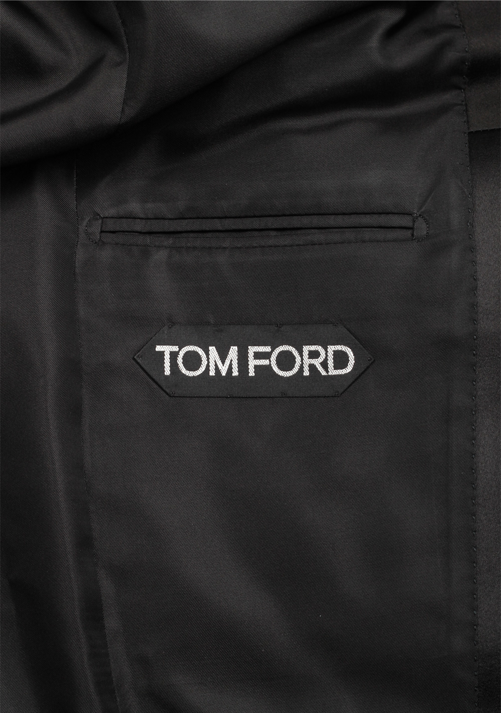 TOM FORD Atticus Black Tuxedo Cocktail Dinner Jacket | Costume Limité