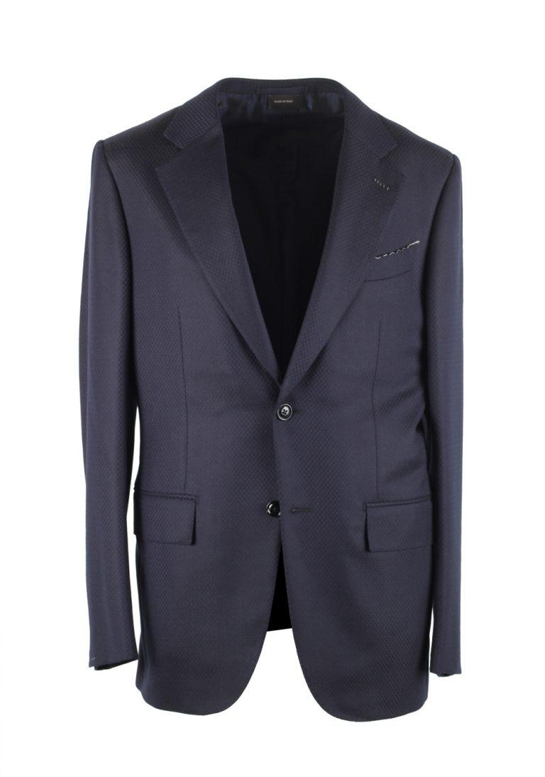 Ermenegildo Zegna Premium Couture Blue Sport Coat - thumbnail | Costume Limité