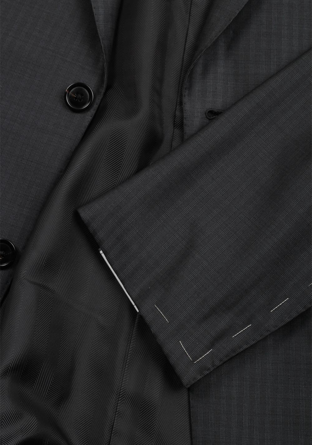 Ermenegildo Zegna Premium Couture Gray Suit Size 46 / 36R U.S. | Costume Limité