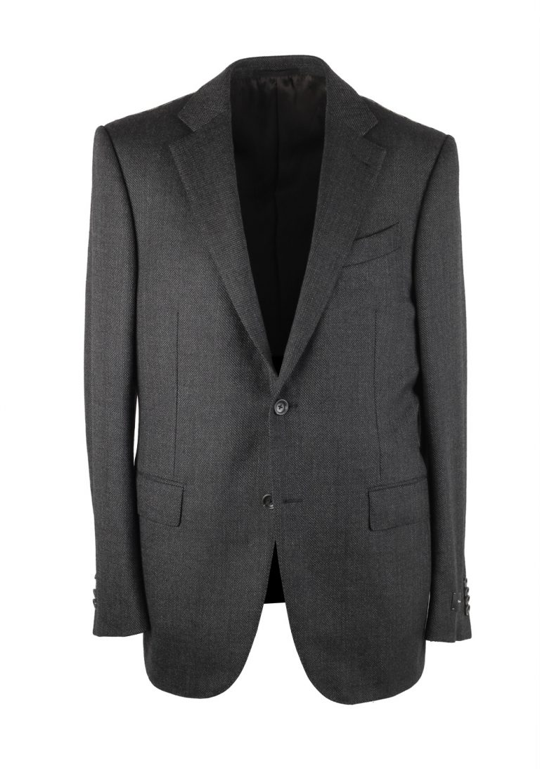 Ermenegildo Zegna Mila Gray Sport Coat Size 50 / 40R U.S. - thumbnail | Costume Limité